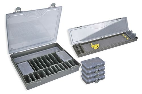 Strategy Tackle Box System Complet 1+5